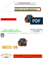 Primera Unidad de Ingenieria i - 2 017 - i - Angel Quispe Talla - Unasam - Fiia