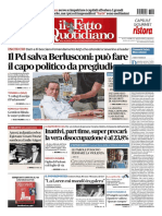 Il Fatto Quotidiano - 8 Ottobre 2017 Edicola-free