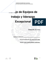 Manual Manejo Equipos Trabajo Liderazgo
