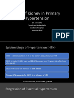 Kidney in HTN