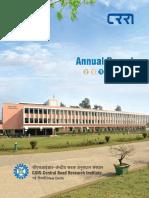 CRRI Annual Report