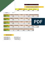 Metrado Excel