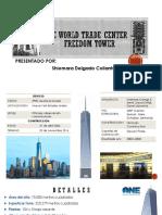 One world trade center.pptx
