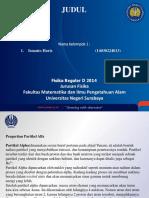 PPT Partikel Alfa