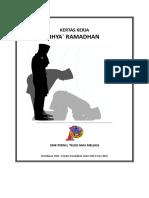 Laporan Pelaksanaan Program Ihya Ramadhan