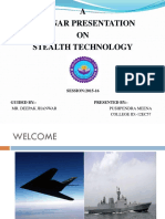 Stealth Technology Ppt
