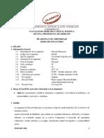 Spa Derecho Financiero 2017-2