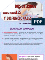 Sangrado Uterino Anormal Ppt. 3