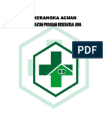 Kerangka Acuan Program Deteksi Dini Gangguan Jiwa Pkm