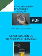 Clase 5 -A-clasific Reac Quimic 2017 - i