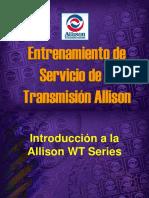 10 - Allison WT Mantencion
