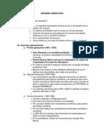 Glosario Sistemas Operativos