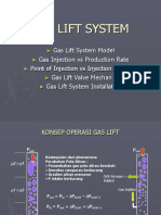 Gas Lift System