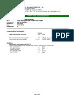 Utility List - Compressed Air Consumption DF - Rev0