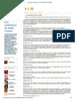 Los Cuadernos de Emil Cioran_ Fragmentos Del 941 Al 960