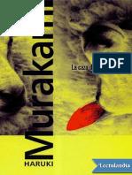 Murakami, Haruki - La Caza Del Carnero Salvaje v2