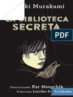 Murakami, Haruki - La Biblioteca Secreta