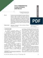 Procedimentos e Ferramentas aplicados aos estudos bibliométricos.pdf