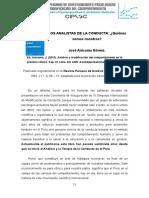 Los Analistas de La Conducta (1)