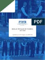 Reglas fivb volleyball -2017-2020