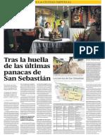 Las Ultimas Panacas de San Sebastian