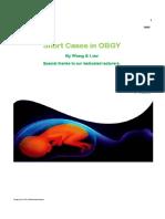 Obs and gynae PDF