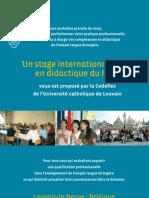 Brochure FLE 2010 OK1