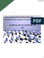 Clase 9 Auditoria Sistemas Computacionales