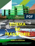 Sistema de Transporte - Sistemas de Transporte Integrado