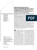 Digital Radiography Versus Conventional Radiography in Chest Imaging