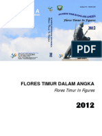 Flotim Dalam Angka 2012