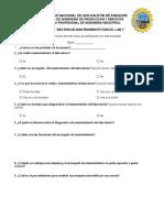 Cuestionario Ultimo 1
