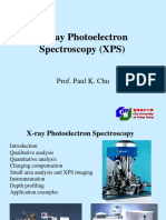 Lecture 8 XPS