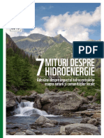 WWF 7 Mituri Despre Hidroenergie 2
