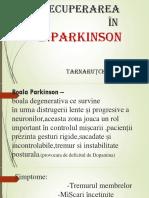 Reabilitare Parkinson Tarnarutchii