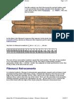 Swayam Academy - Fibonacci History