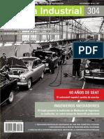 Revista técnica Industrial 304