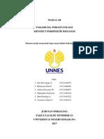 Paradigma Psikopatologi menurut Perspektif Biologis_Kelompok 1 dan Kelompok 2.docx