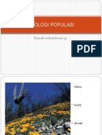 Ekologi Populasi Itl