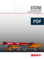 Truck Crane Stc250