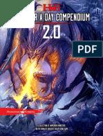 D&D Subreddit - Monster a Day Compendium