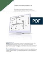Programas Para Análisis Estructural y Resistencia de Materiales