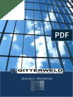 Sisteme garduri Gitterweld