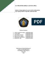 Proposal Praktek Kerja Lapang