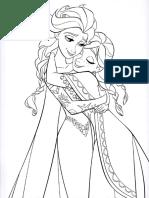 Mewarnai+Gambar+Putri+Raja
