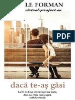 Gayle Forman-Dacă te-aș găsi.pdf