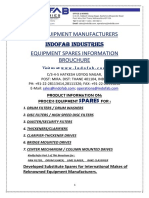 Indofab Industries Spares