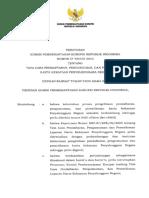 Peraturan Kpk Nomor 07 Tahun 2016 Tata Cara Pendaftaran Pengumuman Dan Pemeriksaan Harta Kekayaan Penyelenggara Negara Lhkpn 1