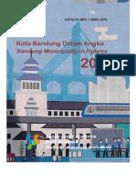 Kota Bandung Dalam Angka 2017