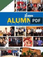JIMS Rohini Alumni Magazine Pizzazz 2017